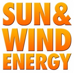 Logo Sun & Wind Energy