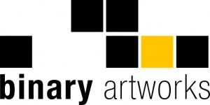 Logo Binary Artworks