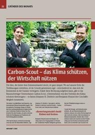 Carbon-Scout in der IHK wirtschaft
