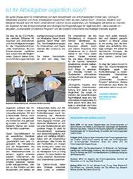 Carbon-Scout in den VDE Informationen